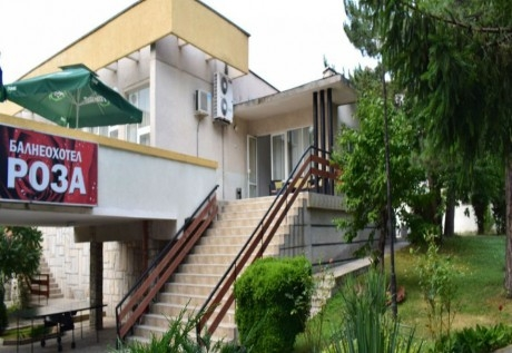 5 нощувки на човек със закуски, обеди и вечеря + релакс пакет и 2 процедури на ден от Балнео-хотел Роза, Стрелча