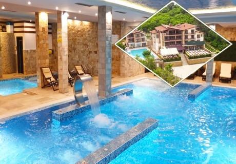 23 - 27 Май в Огняново. 3, 4 или 5 нощувки на човек със закуски и вечери, едната празнична + НОВ басейн с минерална вода в хотел Огняново***
