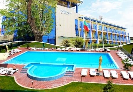 Август в Хисаря! 3, 5 или 7 нощувки на човек на база All inclusive light + минерален басейн и релакс зона от хотел Астрея