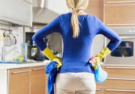 Почистване на кухня и баня за помещения до 100 кв.м. от Клийн Хоум. Бургас!