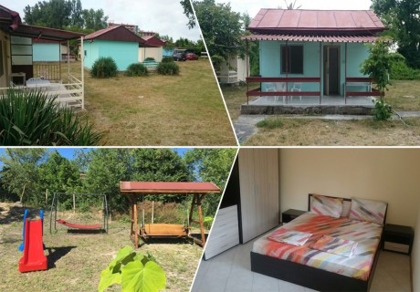 Нощувка в двойна, тройна стая или апартамент за до шестима в комплекс Каса Мия, Приморско