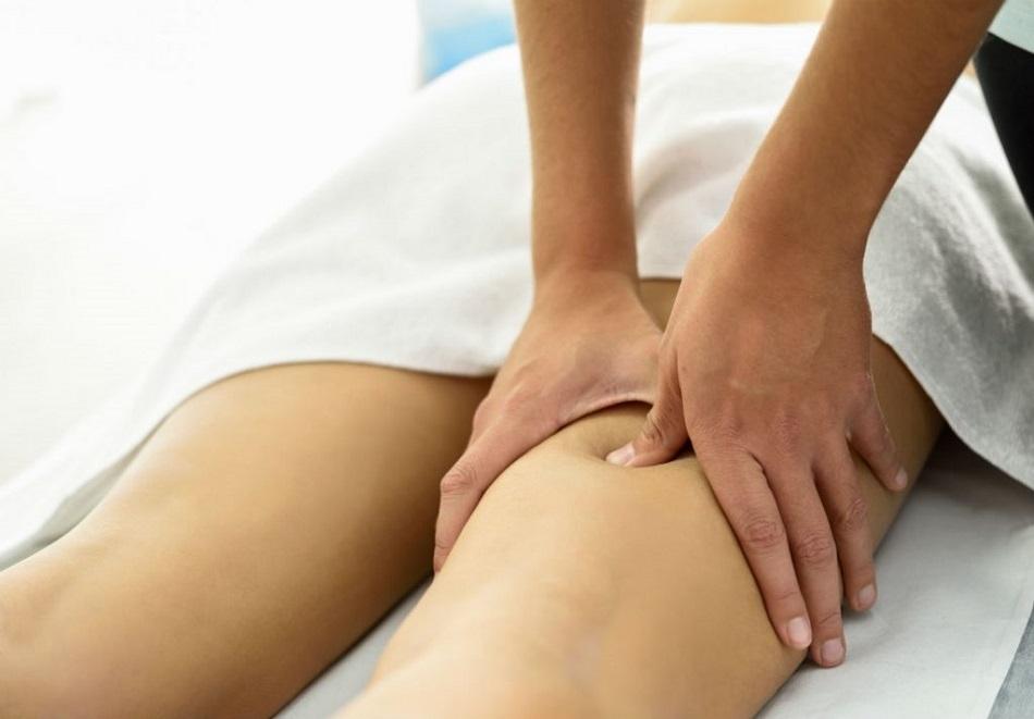 1бр. aнтицелулитен масаж + престой в солен кът oт в Nail & Relax Bar, София