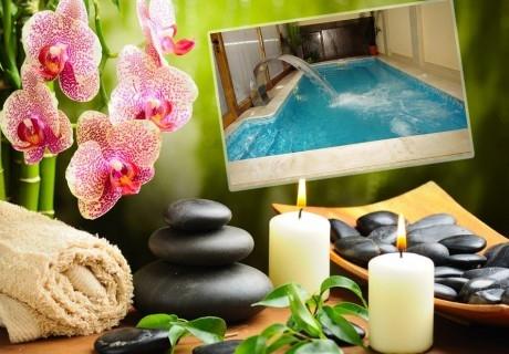 2 или 3 нощувки на човек със закуски и вечери + минерален басейн и парна баня от хотел Жери, Велинград