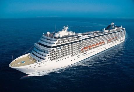 Средиземноморски Круиз:  Италия, Франция! 3  нощувки на човек със закуски, обеди и вечери на борда на MSC Orchestra