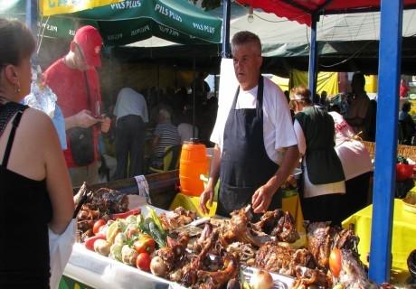 Екскурзия за Фестивала на сръбската скара + транспорт до Лесковац от Еко Тур Къмпани