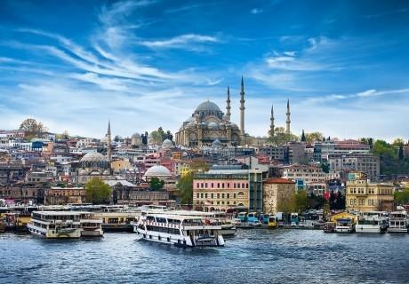 Екскурзия до Истанбул всеки четвъртък до края на септември! Транспорт, 2 нощувки на човек със закуски + възможност за посещение на WATERGARDEN ISTANBUL  и Мол Емаар от Еко Тур