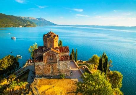 Екскурзия до Охрид, Македония! Транспорт + 2 нощувки на човек със закуски и вечери + посещение на Битоля от Кастело Травъл