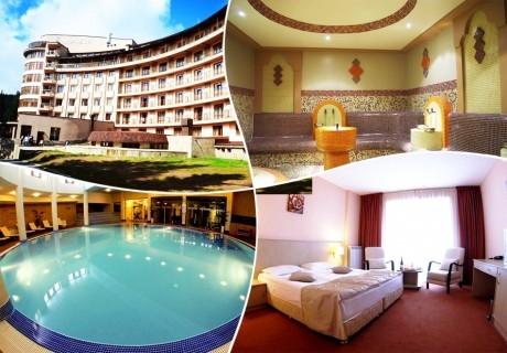 От 2 до 7 нощувки на човек със закуски и вечери + басейн, СПА и анимация в хотел Орфей****, Пампорово