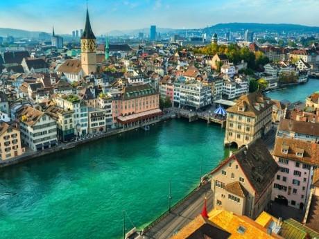 Чудесата на Швейцария през август. Транспорт, 4 нощувки със закуски на човек от ТА Далла Турс