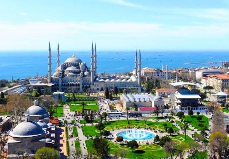 Уикенд до Истанбул! Транспорт, 2 нощувки на човек със закуски + посещение на Одрин от АБВ Травелс