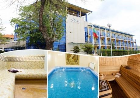 Почивка в Хисаря! Нощувка на човек на база All Inclusive Light + минерален басейн и релакс зона от хотел Астрея