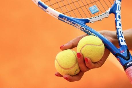 1 час тенис на корт за двама от Комплекс Тринити Кемп, Царево