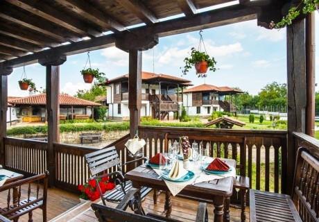 Уикенд в Еленския балкан! Нощувка на човек със закуска, обяд* и вечеря + сауна и парна баня в хотел Еленски Ритон