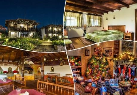 Коледа в Еленския Балкан! 2, 3 или 4 нощувки на човек със закуски и вечери в хотел Еленски Ритон