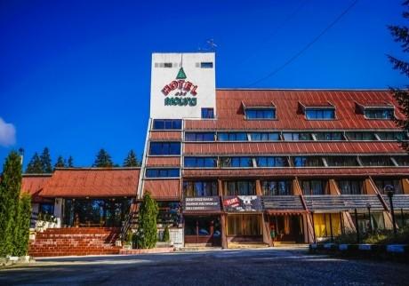 2 = 3 в хотел Мура***, Боровец. Плащаш 2 и получаваш 3 нощувки със закуски и възможност за вечери.