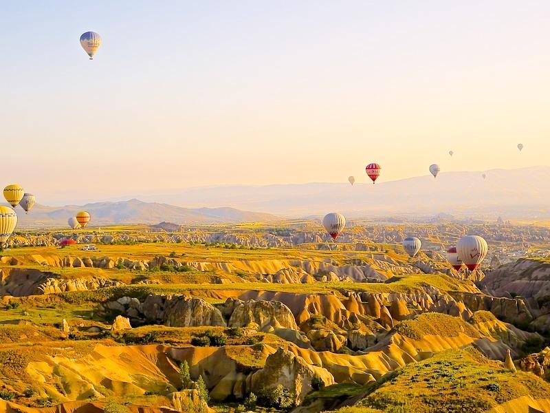 Екскурзия до Анкара, Кападокия и Истанбул! Транспорт + 4 нощувки на човек със закуски  от ТА Далла Турс