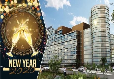 Нова година в Истанбул! 3 нощувки на човек, закуски, празнична вечеря и басейн в Mercure Istanbul West Hotel & Convention Center***** ТА Далла Турс