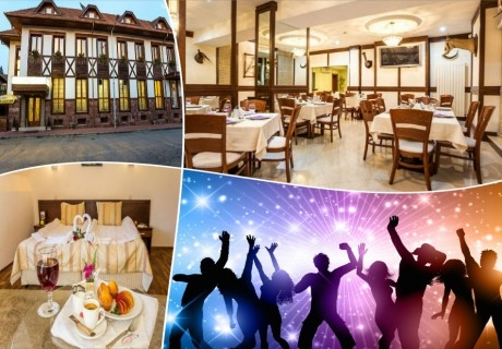 Студентски празник в хотел Тетевен! 2 нощувки на човек, 2 закуски + празнична вечеря