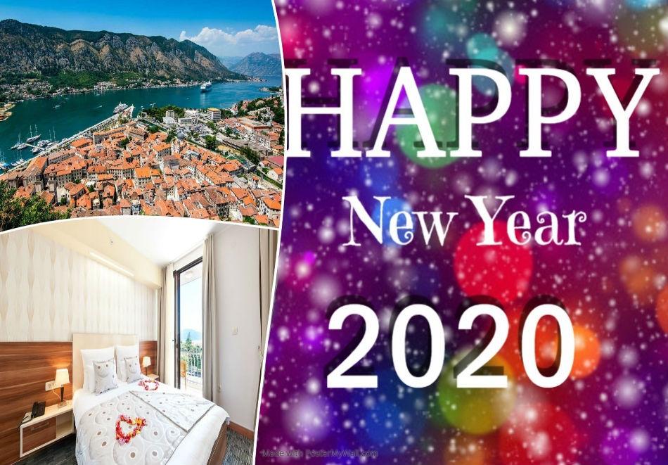 Нова година 2020 в Черна гора и Дубровник! Транспорт, 4 нощувки със закуски и вечери на човек от ТА България травъл