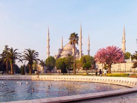 Екскурзия до Истанбул! Транспорт + 2 нощувки със закуски на човек + посещение на Mall Forum и Одрин с ТА Трипс ту Гоу