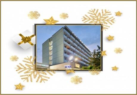 Коледа в хотел Аугуста, Хисаря! 3 нощувки за двама, трима или четирима със закуски и вечери + забавна програма всяка вечер + басейн и релакс пакет