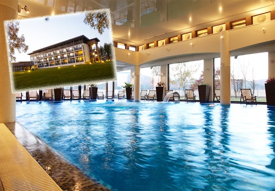 Нощувка за ДВАМА със закуска + басейн и СПА пакет от хотел Белчин Гардън**** , с. Белчин Баня