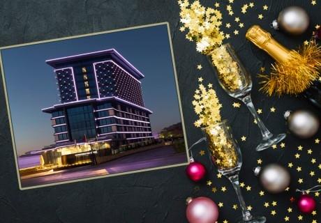 Нова година в Истанбул! Транспорт + 3 нощувки на човек със закуски и вечери + празничен куверт + басейн oт хотел Golden Tulip Istanbul 5* и ТА Далла Турс