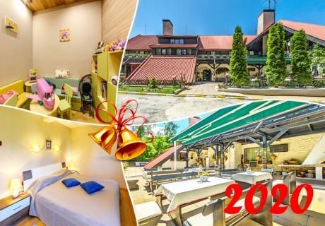 Нова Година в Боровец. 3 нощувки на човек със закуски и вечери - едната празнична с неограничена консумация на алкохол в хотел Бреза***