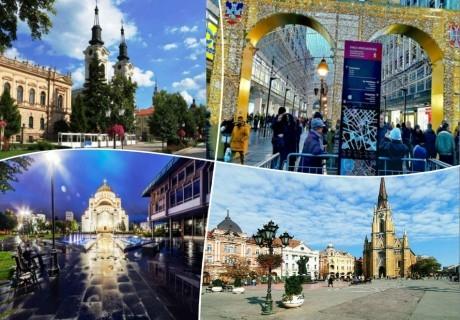Нова година 2020 в Белград, Сърбия! Транспорт, 3 нощувки на човек със закуски и вечери, едната от които празнична от ТА Албатрос турс