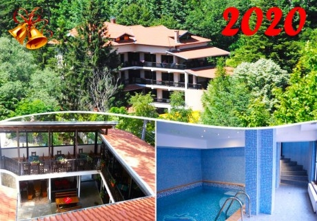 Нова Година край Троян. 2 или 3 нощувки със закуски и вечери - едната празнична + топъл басейн в хотел Илинден, Шипково