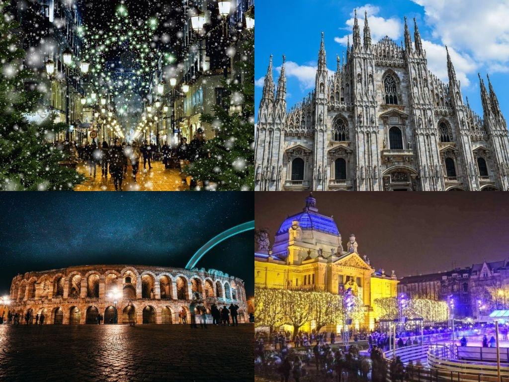 Предколедна екскурзия до Загреб, Верона и Венеция с възможност за посещение на Милано и Лаго ди Гарда!  3 нощувки на човек със закуски и туристическа програма от Еко Тур