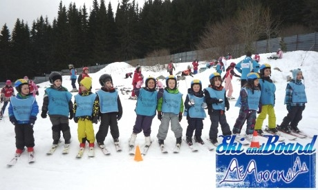 Обучение по СКИ и СНОУБОРД на Витоша от Ски училище ДеЛюси