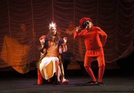 """Детски спектакъл """"Любовта към трите Портокала"""" на 16.12 от 13:00 часа + парти с Дядо Коледа и подарък на Открита Арт сцена Шипка (РКИЦ)."""