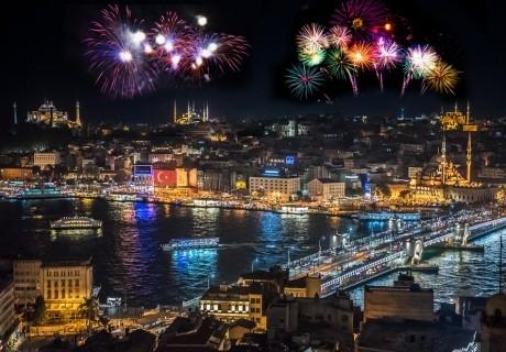 Нова година в Истанбул! Транспорт + 4 нощувки на човек със закуски + доплащане за Новогодишна вечеря по избор от АБВ Травелс