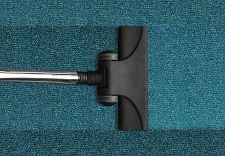 Обезпрашаване и изпиране на килим, мокет или мека мебел с Rainbow от BioClean, София