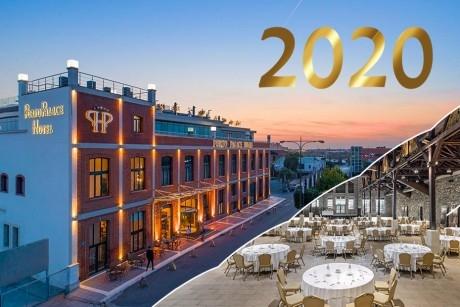 Нова година в Хотел Porto Palace****, Солун, Гърция! 3 нощувки на човек със закуски, вечери по избор + Новогодишна гала вечеря