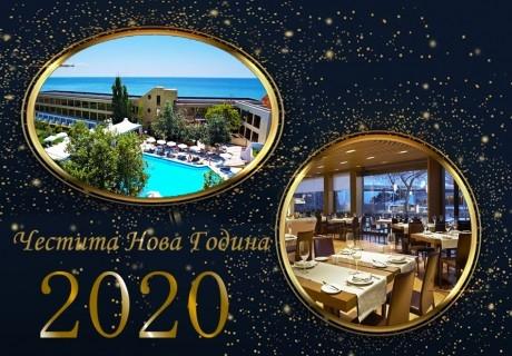 Нова година в Хотел Alexander Beach & SPA*****, Александруполис, Гърция! 2 или 3 нощувки на човек със закуски, вечери по избор + Новогодишна гала вечеря