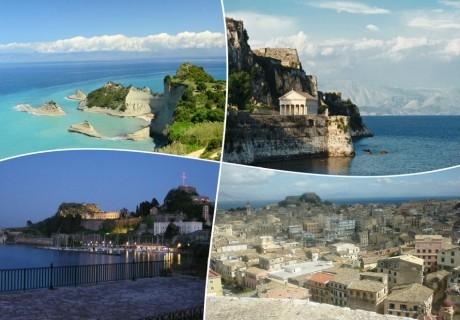 Екскурзия до остров Корфу, Гърция 2020! Транспорт, четири нощувки на база All inclusive от ТА България Травъл