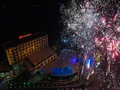 Нова Година 2020 в Текирдаг,  на брега на Мраморно море! Три нощувки на човек със закуски и вечери, едната от които празнична от ТА Ариес Холидейз