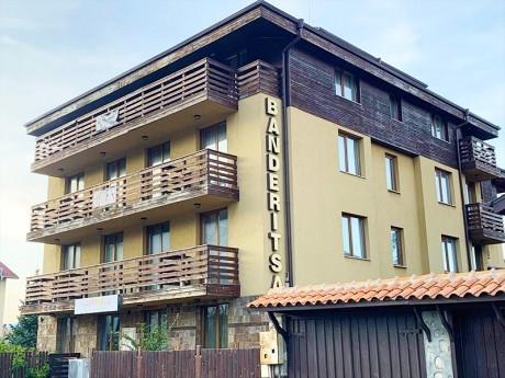 2+ нощувки на човек със закуски + басейн и релакс пакет в съседен хотел от Апартмент хаус Стейинн Бъндерица, Банско