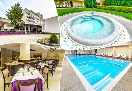 Специална делнична оферта от хотел Сана СПА****, Хисаря! 3+ нощувки за ДВАМА със закуски + минерален басейн и СПА. ДЕЦА ДО 12г. БЕЗПЛАТНО!