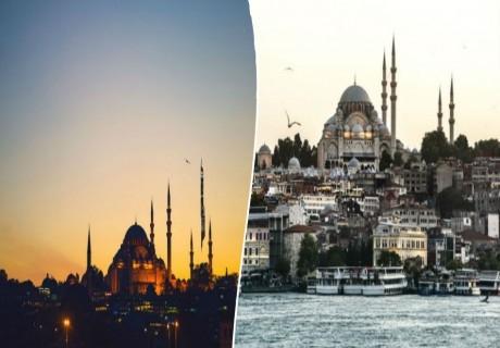 Уикенд в Истанбул на промо цена! Транспорт, 2 нощувки на човек със закуски от ТА Шанс 95 Травел