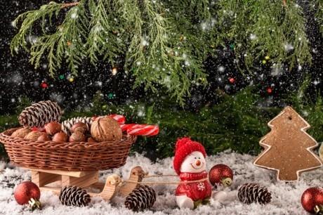 Коледа в с. Минерални бани! 3 нощувки на човек със закуски и 2 празнични вечери + басейн и релакс зона с минерална вода от Къща за гости Его