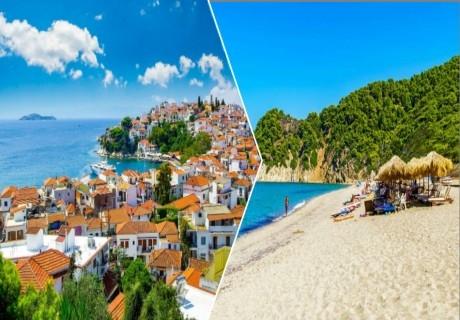 Ранни записвания за екскурзия до Волос и остров Скиатос, Гърция 2020! 3 нощувки на човек със закуски + транспорт от ТА Трипс ту Гоу