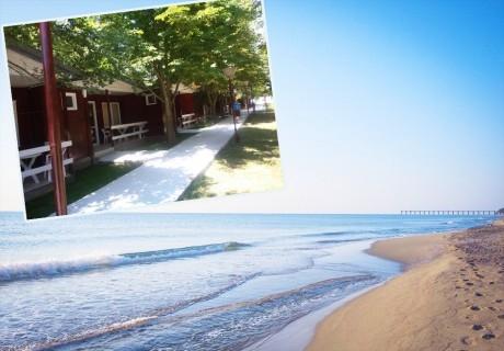 Ранни записвания за лято 2020 на 1-ва линия в Шкорпиловци!  Нощувка за двама или четирима в бунгала Морски Дюни