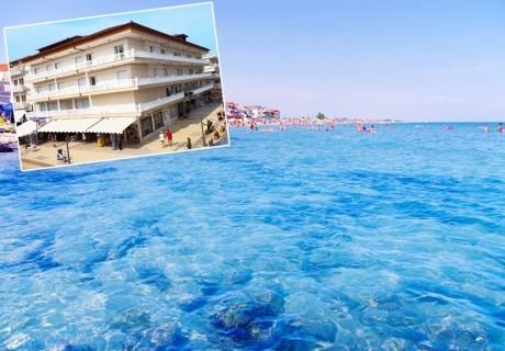 Ранни записвания за море в Гърция 2020г.! Нощувка на човек със закуска в хотел хотел Regina Mare***, Паралия Катерини