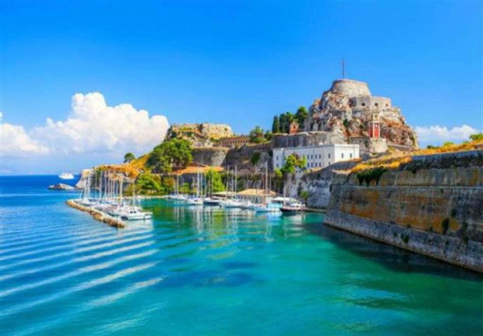 О. Корфу Гърция 2020! 4 нощувки, закуски и вечери на човек +транспорт от ТА Далла Турс
