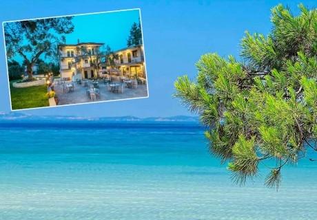 Ранни записвания за лято 2020 в Касандра, Халкидики, Гърция! Нощувка със закуска за двама в Mirabilia Botique Hotel