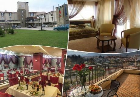 Зимна почивка в Троянския Балкан! 2 нощувки на човек със закуски и  вечери  и посещение на Музея на Занаятите  в хотел Троян Плаза