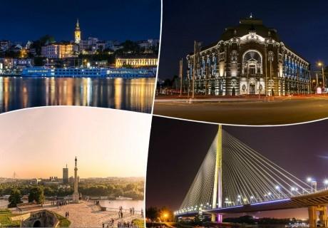 За 8-ми март в Белград, Сърбия. 2 нощувки на човек със закуски +транспорт от ТА БОЛГЕРИАН ХОЛИДЕЙС КИТЕН